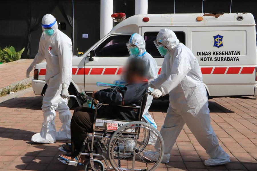 Relawan Pengemudi Ambulance Maksimalkan Penanganan Kuratif Kedaruratan