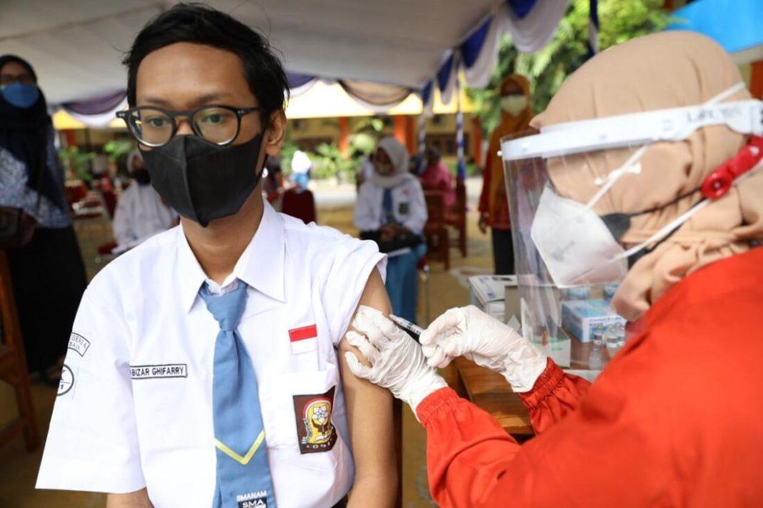 Lindungi Anak Jatim dengan Vaksinasi Covid-19