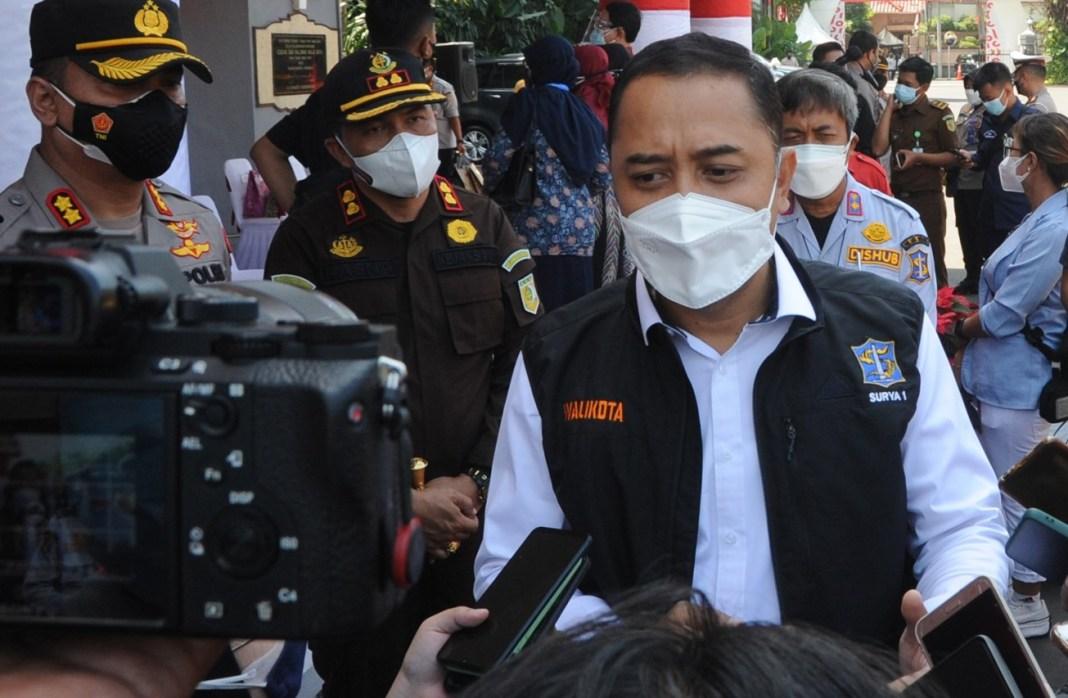 Naik Turun Kasus Covid Surabaya Dipengaruhi Wilayah Aglomerasi