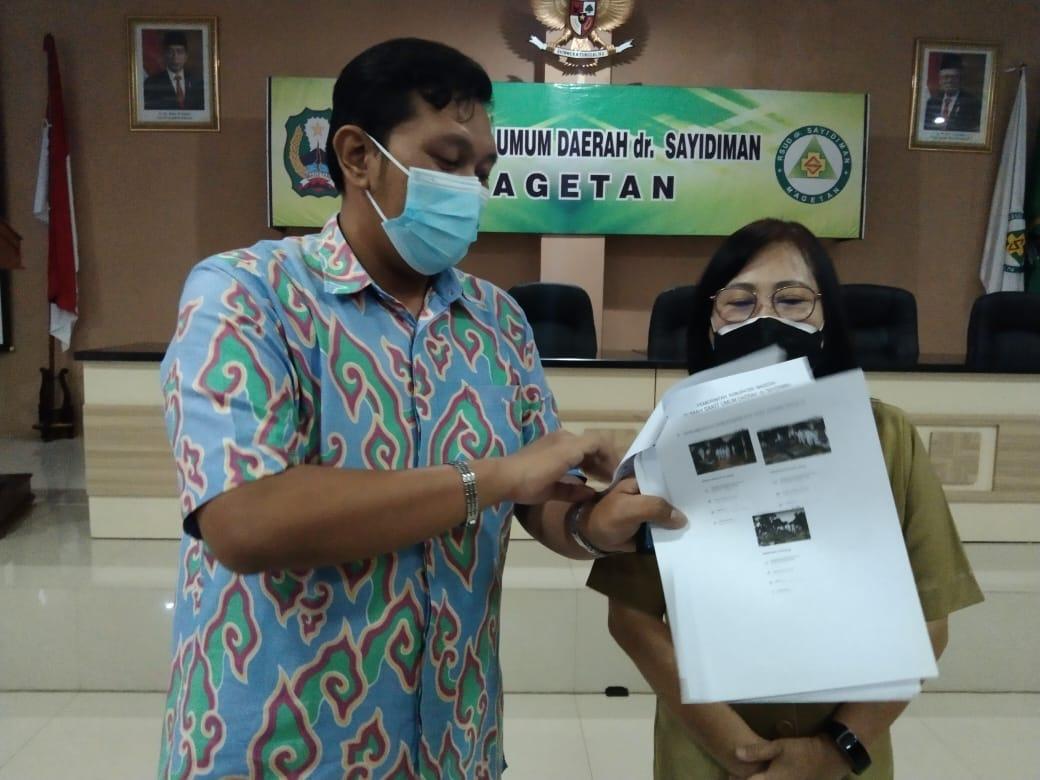 RSUD Dr.Sayidiman Somasi Group FB Berita Magetan