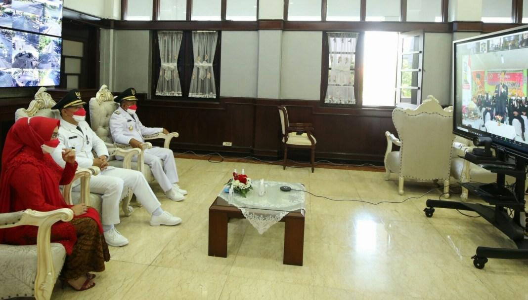LVRI Surabaya Apresiasi Perjuangan Wali kota Bertempur Melawan Covid