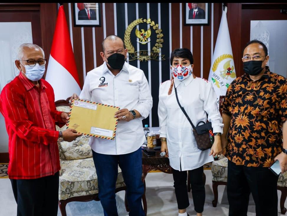 Perkumpulan Penghuni Tanah Surat Ijo Surabaya Minta Dukungan Presiden Segera Bersikap
