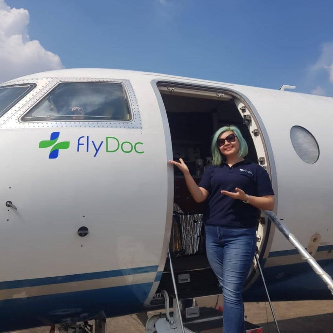 FlyDoc, Ambulance Terbang Indonesia