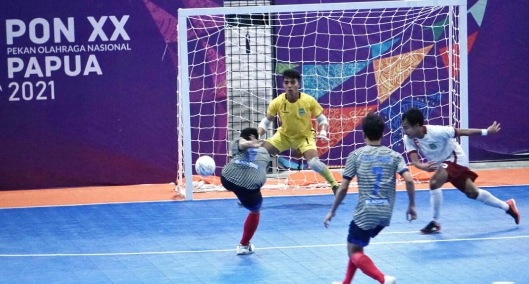 Kalahkan Malut, Futsal Jatim Fokus Lawan Jabar