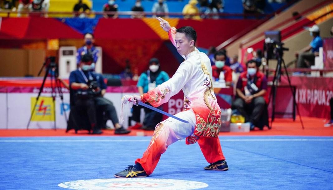 Wushu Jatim Sumbang 3 Medali di Hari Pertama
