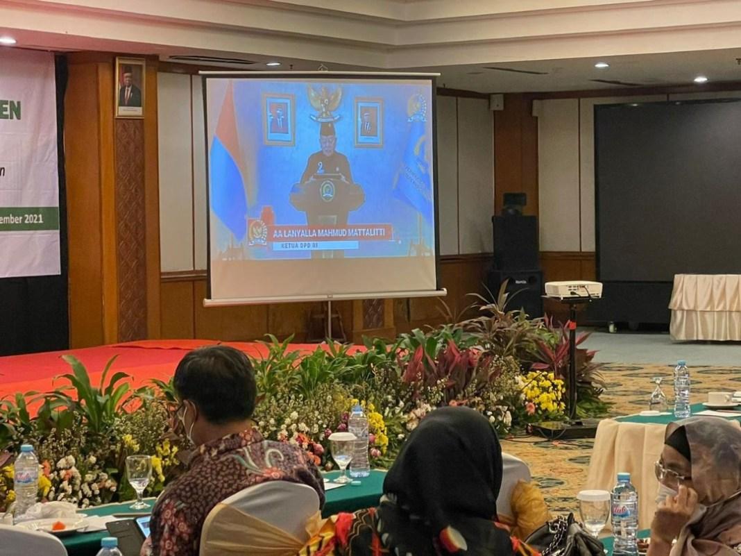 Ketua DPD RI: Koperasi adalah Sarana Berhimpun Rakyat untuk Perkuat Ekonomi