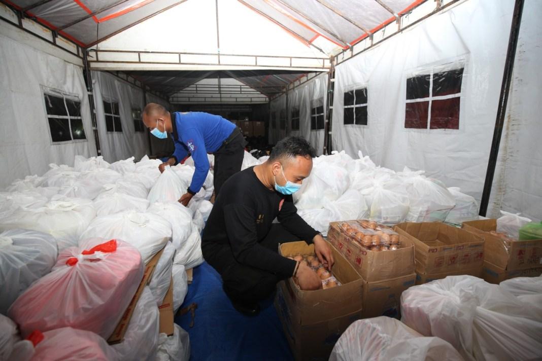 Pemkot Siap Distribusi Bansos kepada 6.187 Warga, 11.546 Usulan Ditolak
