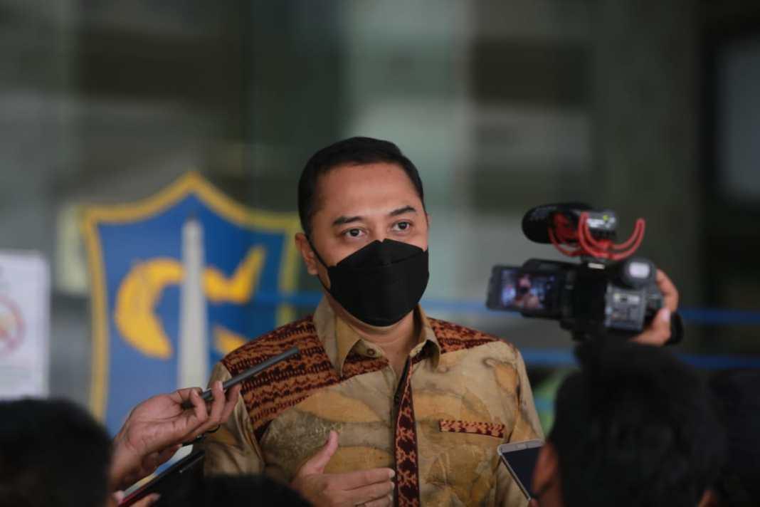 Warga Surabaya Jangan Lengah dengan Level 2, Tetap Disiplin Prokes