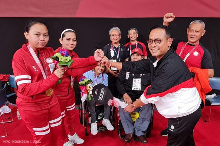 Ukir Sejarah, Indonesia Bawa Pulang 9 Medali Paralimpiade