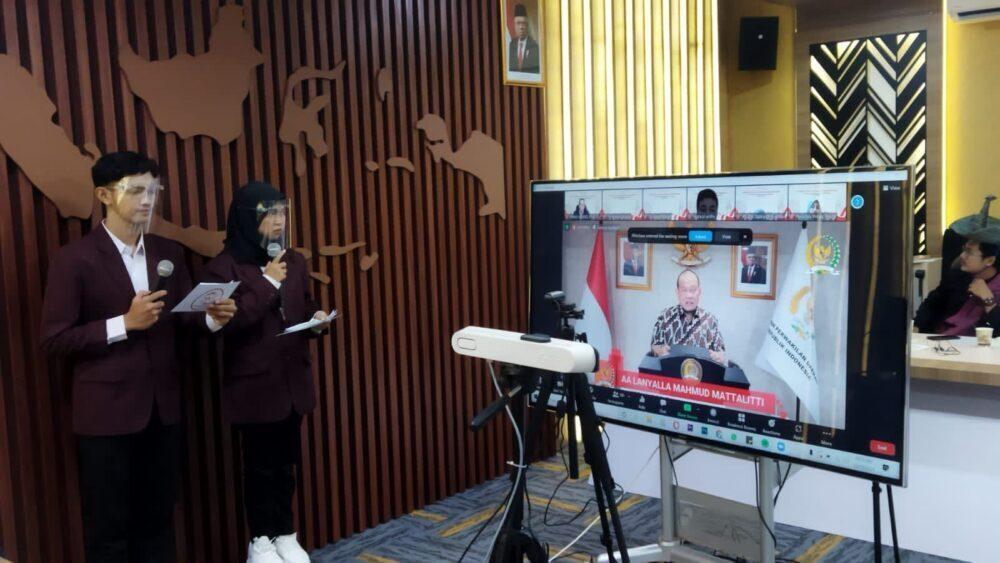 Tampil di Unes, Ketua DPD RI: Jangan Lahirkan Nilai Kebangsaan Semu
