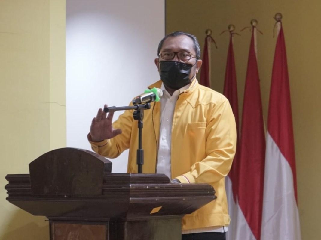 Sahat Tua Simanjuntak, Ketua MPO Awasi itu Kinerja Anggota FPG