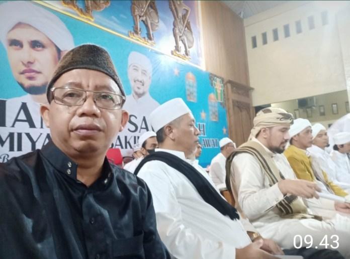 Habib Anis dan Habib Jamal Hipnotis Jamaah Sholawat Ma'had Sakinah