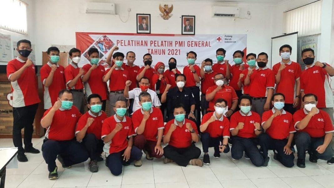 Kepala Markas PMI Jatim Dwi Suyanto: Kalian Harus Jadi Penggerak Didaerah