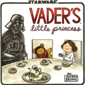 Dark Vador et la petite princesse