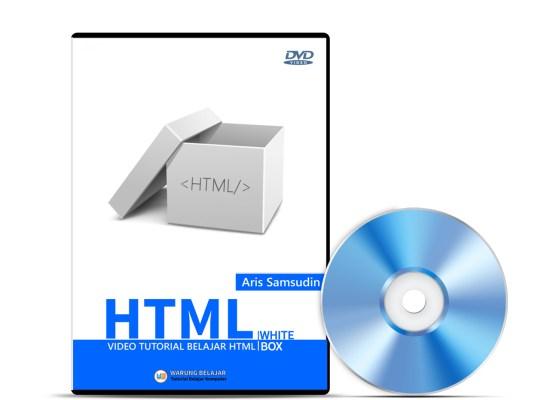 DVD Tutorial HTML – White Box