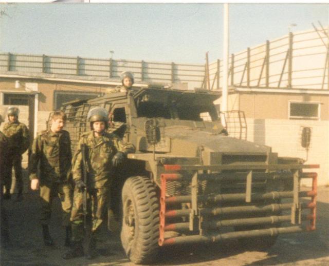 Re: Northern Ireland - British Army Equipment?