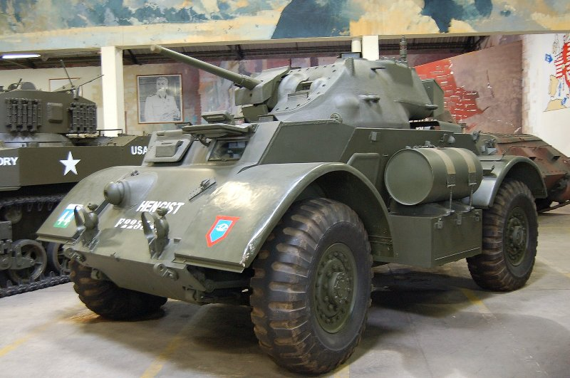 Staghound Mk I