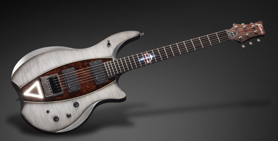 Image result for Devin Townsend signature guitar