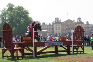 Cross Country phase at Badminton Horse Trials