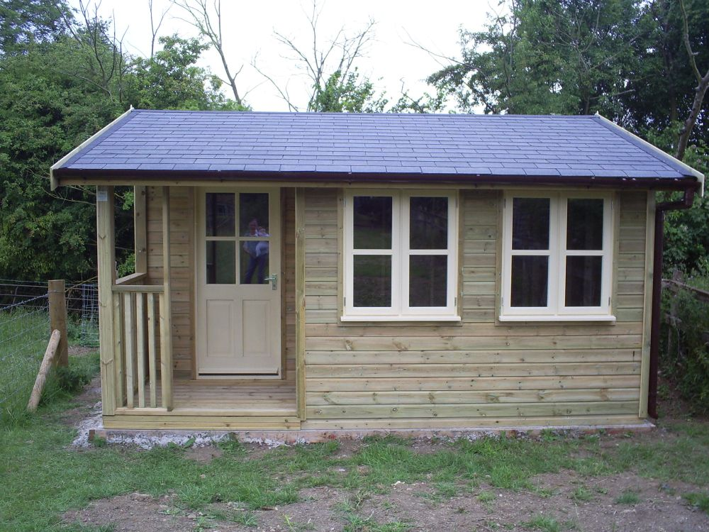 Shed Designs 8 X 10