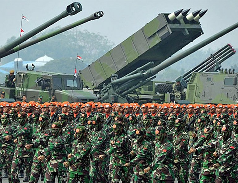 Indonesia Military - Most Powerful Military in Southeast Asia