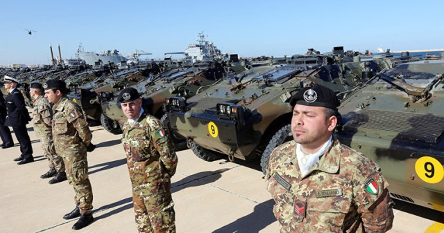 Italy Military Army