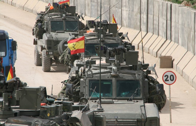 Spanish Military Forces