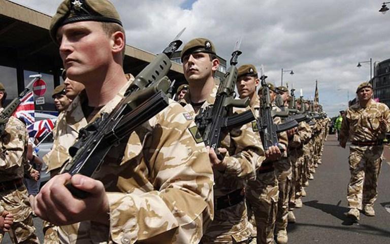 United Kingdom Army