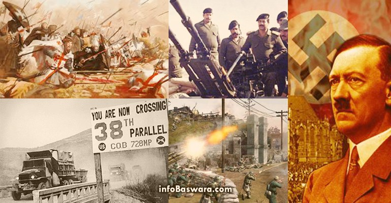 8 Greatest World War In Human History