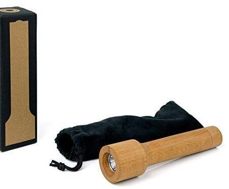 Holz Taschenlampe