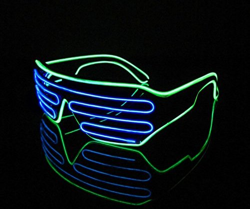 LED Party Brille