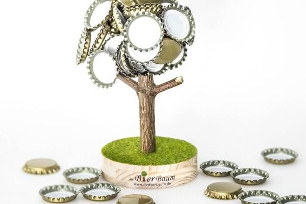 Geschenke für Männer - magnetischer Bierbaum