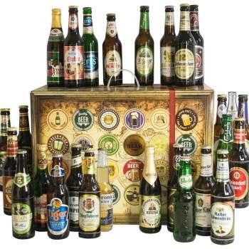 Bier von überall