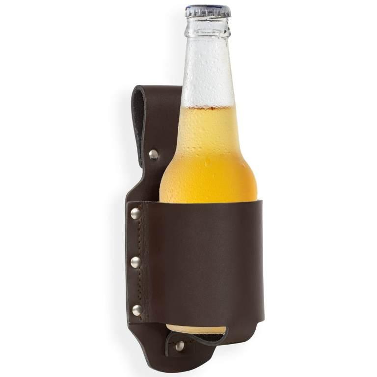 2 Holster für Bier-Cowboys Mann