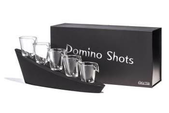 Domino Shotgläser - beste Shotgläser