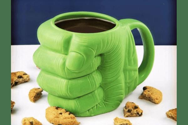 Hulk Tasse - männliche Geschenke kaufen