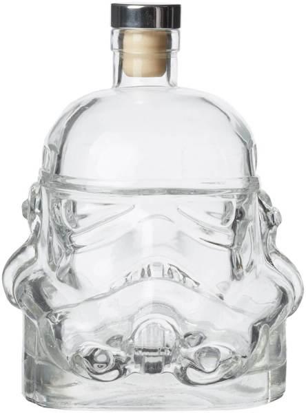 Stormtrooper Karaffe für StarWarsFans kaufen whiskykaraffe whyskikaraffe 2