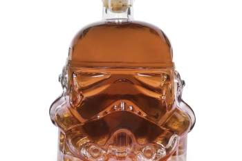 Stormtrooper Karaffe für StarWarsFans kaufen whiskykaraffe whyskikaraffe 1