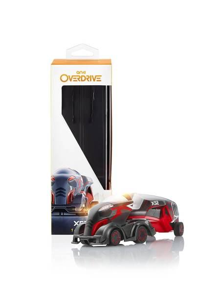 Anki Overdrive VS Carrera Bahn Starterkit Geschenke für Kind gebliebenen Mann kaufen Fahrzeuge Supertruck mit Karton