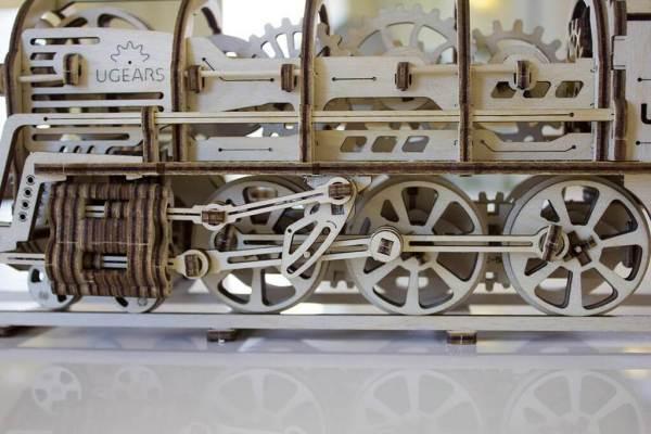 Holzbausatz - besten Holzmodell kaufen - Bausatz aus Holz - Geschenkidee und Männerspielzeug - Lokomotive aus Holz 3 Männerspielzeug kaufen – Männerspielzeuge finden – Spielzeug für Männer finden – bestes Männerspielzeug – Männerspielzeug im Vergleich