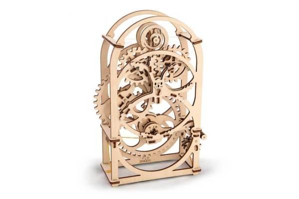 Holzbausatz - besten Holzmodell kaufen - Bausatz aus Holz - Geschenkidee und Männerspielzeug - Uhrwerk aus Holz