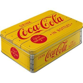 Retro nostalgie Coca Cola Bechdose