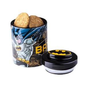 Superheld Batman Keramikkeksdose