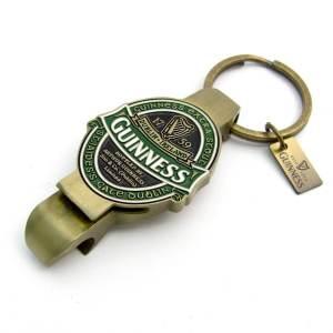 Aussergewöhnliche Flaschenöffner ungewöhnlich Kapselheber ausgefallen Bieröffner - coole, besondere, beste, originelle, aus Holz - Biermarke Guinness 2