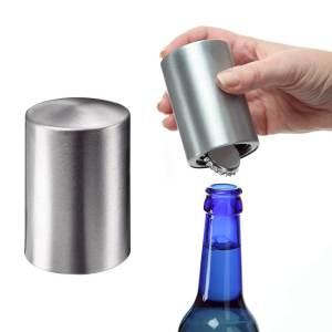 Personalisierter Push and Pull Flaschenöffner - edelste Art eine Bierflasche zu öffnen - bester Flaschenöffner - grosste Auswahl an Flaschenöffner
