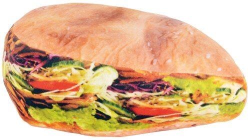 Food Design - Kebab Kissen
