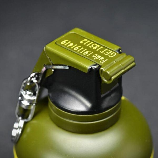 Feuerzeug im Granaten Design - Sturmfeuerzeug Granatnendesign - Geschenke für Männer kaufen High Explosive Nade 2
