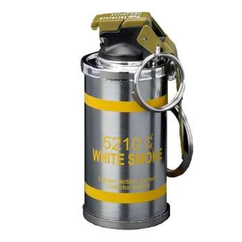 Feuerzeug im Granaten Design - Sturmfeuerzeug Granatnendesign - Geschenke für Männer kaufen Smoke Nade 1