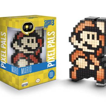 #1 Super Mario Bros. 3 – Mario 001 Die gesamte Pixel Pals Collection