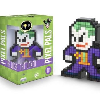 #14 DC – Joker 014 Die gesamte Pixel Pals Collection
